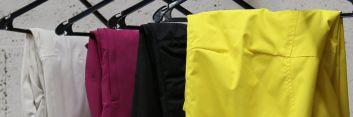 Regenkleding/ski-kleding